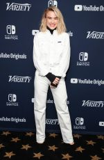 MADDIE HASSON at Variety Studio at Comic-con in San Diego 07/19/2018