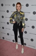 MADELAINE PETSCH at Los Angeles Beautycon Festival 07/14/2018