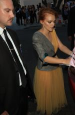 MADELINE BREWER at Wilshire Ebell Theatre in Los Angeles 07/09/2018