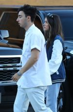 MADISON BEER and Zack Bia at Bootsy Bellows Fourth of July Party at Nobu in Los Angeles 07/04/2018
