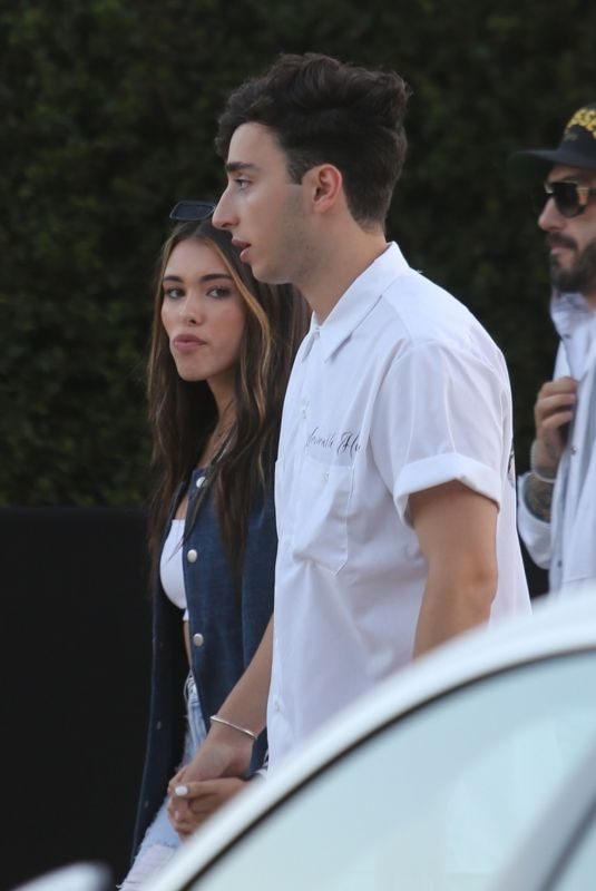 MADISON BEER at Nobu in Malibu 07/04/2018
