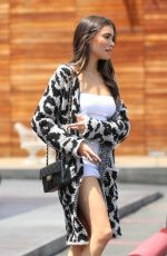 MADISON BEER Shopping at Maxfield in West Hollywood 07/18/2018