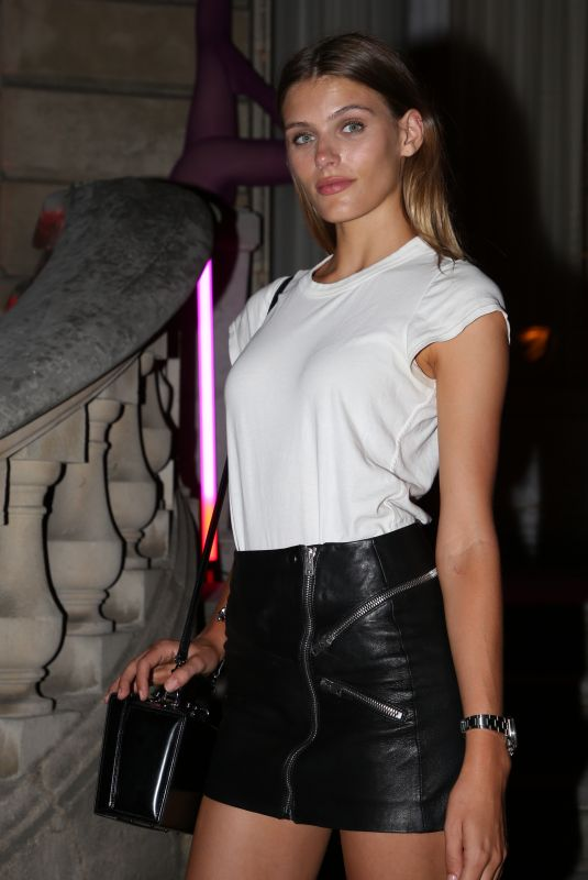 MADISON HEADRICK at Jean-Paul Gaultier Scandal Discotheque Party in Paris 07/04/2018