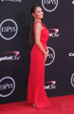 MADISON PETTIS at 2018 Espy Awards in Los Angeles 07/18/2018