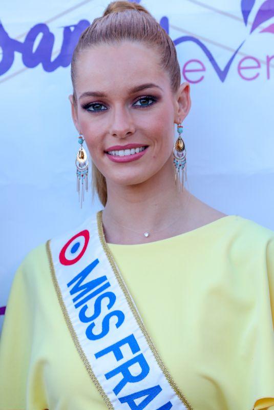 MAEVA COUCKE at Inauguration of Eden Fashion Week in Corsica 06/29/2018
