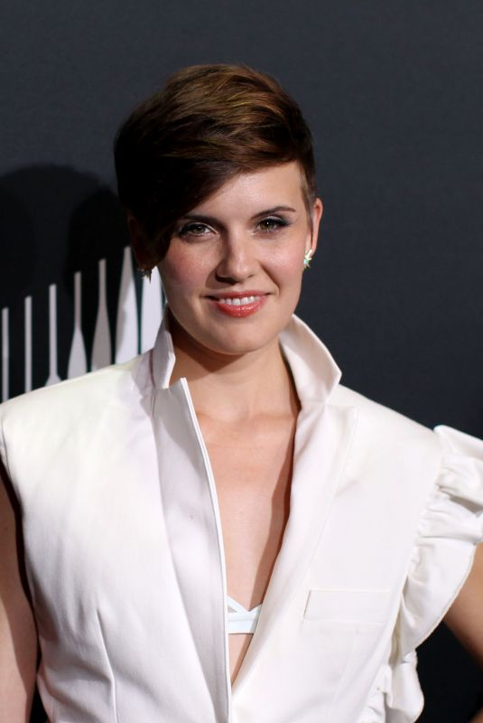 MAGGIE GRACE at Better Call Saul Season 4 Premiere at Comic-con in San Diego 07/19/2018