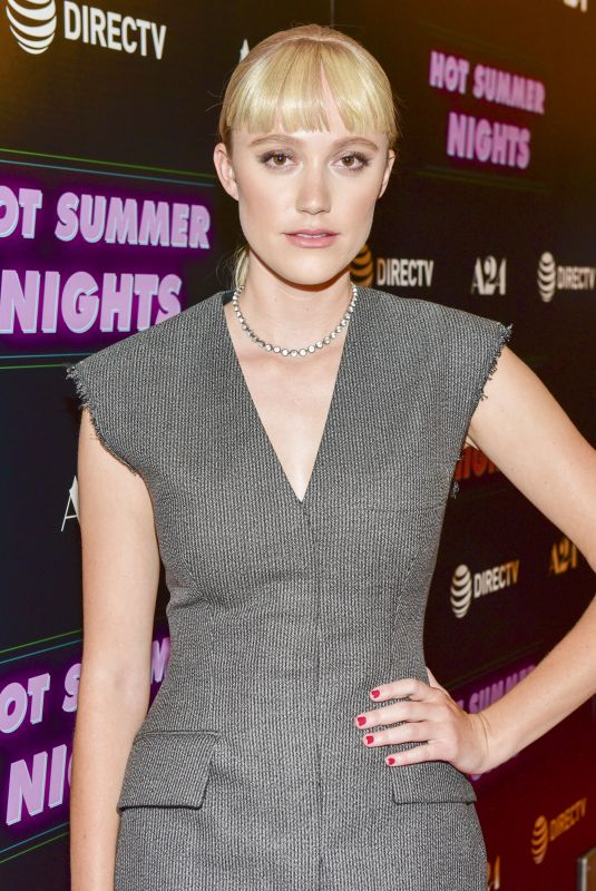 MAIKA MONROE at Hot Summer Nights Screening at Pacific Theatres in Los Angeles 07/11/2018