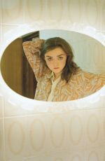 MAISIE WILLIAMS for Telegraph, July 2018 Issue