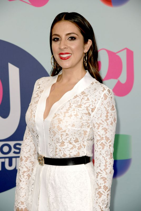 MAITY INTERIANO at Premios Juventud Awards in Miami 07/22/2018