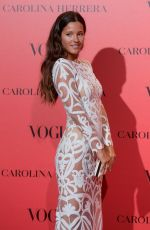 MALENA COSTA at Vogue Spain 30th Anniversary Party in Madrid 07/12/2018