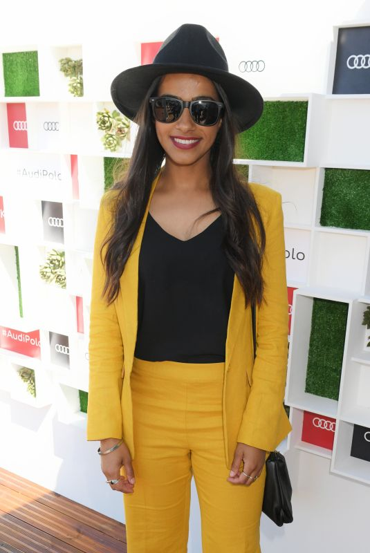 MANDIP GILL at Audi Polo Challenge at Coworth Park Polo Club 07/01/2018