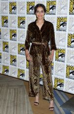 MANDIP GILL at Doctor Who Presentation at Comic-con International in San Diego 07/19/2018