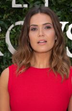 MANDY MOORE at Atelier Swarovski Cocktail Party in Paris 07/02/2018