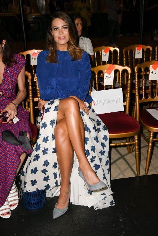 MANDY MOORE at Ronald Van Der Kemp Fashion Show in Paris 07/01/2018