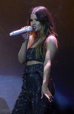 MAREN MORRIS Peforms at a Concert in Sao Paulo 07/11/2018