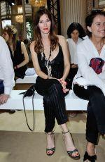 MAREVA GALANTER at Azzaro Fashion Show in Paris 07/01/2018