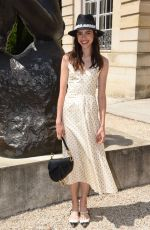 MARGARET QUALLEY at Dior Fall/Winter 2018/2019 Haute Couture Show in Paris 07/02/2018