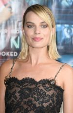 MARGOT ROBBIE at Terminal Screening at Prince Charles Cinema in London 07/05/2018