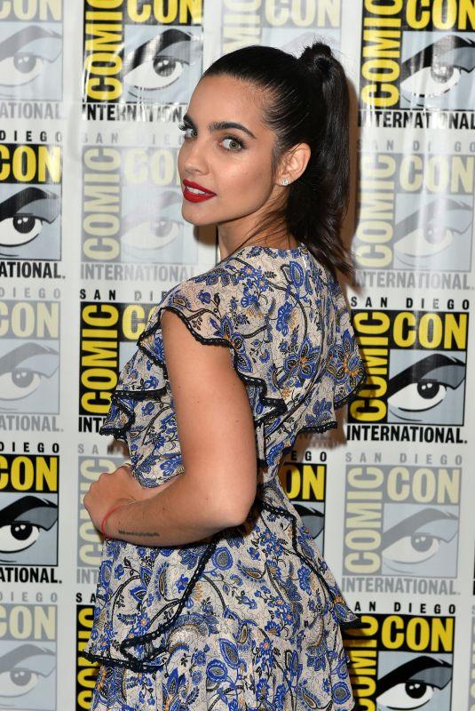 MARIA GABRIELA DE FARIA at Deadly Class Press Line at Comic-con 2018 in San Diego 07/21/2018