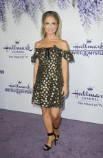 MARIA PROVENZANO at Hallmark Channel Summer TCA Party in Beverly Hills 07/27/2018