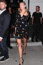 MARIA SHARAPOVA at Cleo in West Hollywood 07/24/2018