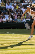MARIA SHARAPOVA at Wimbledon Tennis Championships in London 07/03/2018