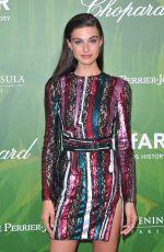 MARIAH STRONGIN at Amfar Paris Dinner at Paris Fashion Week 07/05/2018