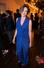 MARIANNE OLDHAM at a Monster Calls Party in London 07/17/2018