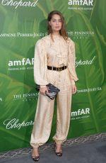 MARIE-ANGE CASTA at Amfar Paris Dinner at Paris Fashion Week 07/05/2018
