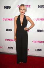 MARRI SAVINAR at Outfest Film Festival Opening Night Gala in Los Angeles 07/12/2018