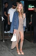 MARTHA HUNT Out in New York 07/19/2018