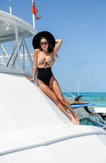 MARY LEEST in Bikini at Revolve Summer Event in Bermuda 07/17/2018