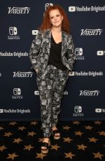 MARY WISEMAN at Variety Studios at Comic-con 2018 in San Diego 07/20/2018