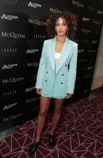 MEGALYN ECHIKUNWOKE at McQueen Special Screening in Los Angeles 07/16/2018