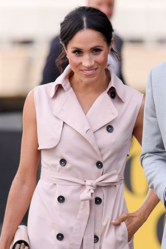 MEGHAN MARKLE at Nelson Mandela Centenary Launch in London 07/17/2018