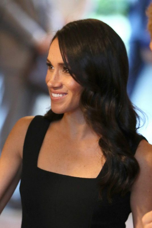MEGHAN MARKLE at Summer Party at British Ambassador