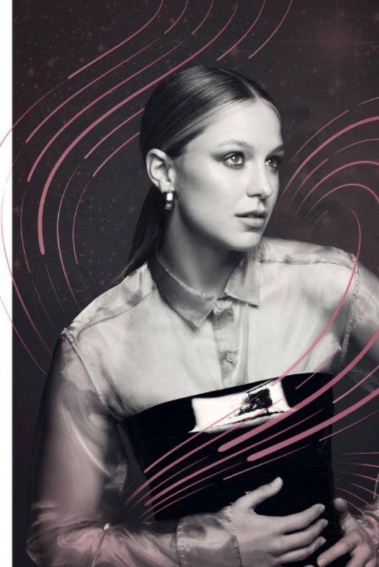 MEISSA BENOIST for CBS Watch Magazine 2018