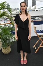 MELANIE SCROFANO at Variety Studios at Comic-con 2018 in San Diego 07/20/2018
