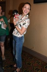 MELISSA BENOIST at 20th Annual Broadway Barks Animal Adoption Event in New York 07/14/2018