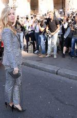 MELISSA GEORGE at Schiaparelli Haute Couture Show at Paris Fashion Week 07/02/2018