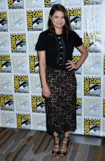MELONIE DIAZ at Charmed Photocall at Comic-con in San Diego 07/19/2018
