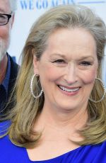 MERYL STREEP at Mamma Mia Here We Go Again Premiere in London 07/16/2018