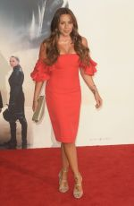 MICHELLE HEATON at Mission: Impossible – Fallout Premiere in London 07/13/2018