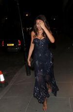 MICHELLE KEEGAN at ITV Summer Party in London 07/19/2018