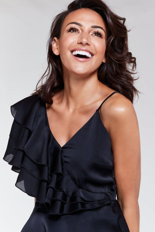 MICHELLE KEEGAN for Her Latest Range for very.co.uk 2018