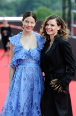 MICHELLE MONAGHAN at Mission: Impossible - Fallout Premiere in Paris 07/12/2018
