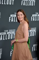 MICHELLE MONAGHAN at Mission: Impossible – Fallout Premiere in Wahington 07/22/2018