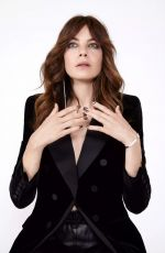 MICHELLE MONAGHAN for Contentmode, July 2018