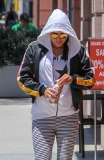MICHELLE RODRIGUEZ Out in Los Angeles 06/30/2018