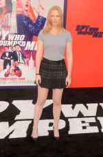 MOLLY QUINN at The Spy Who Dumped Me Premiere in Los Angeles 07/25/2018